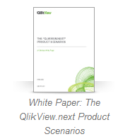 QlikView.next Product Scenarios