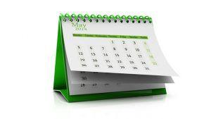QlikView Calendar May 2014