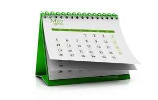 QlikView Calendar May 2014