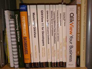 Qlik Bookshelf