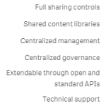 Sense Enterprise Features