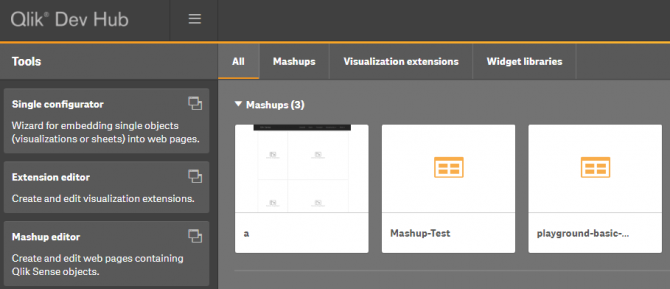 Qlik Sense APIs, Mashups and Extensions - What you need to know