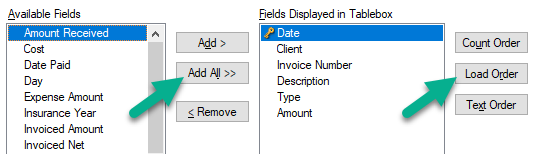 how to add calculated field in qlikview table