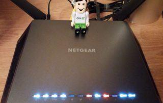 Qlik Netgear R7000P